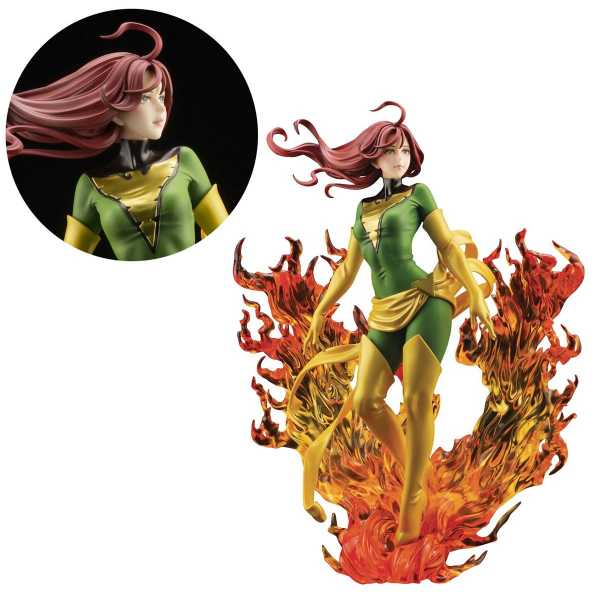 NYCC 2020 Marvel Bishoujo 1/7 Phoenix Rebirth Limited Edition 23 cm PVC Statue