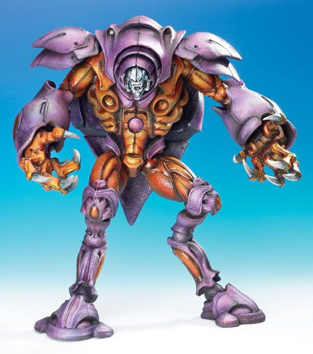 Onslaught Build-a-Figure (BAF) Marvel Legends Series 13