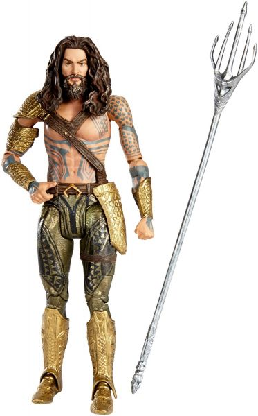 BVS MOVIE MASTER 15cm AQUAMAN ACTIONFIGUR