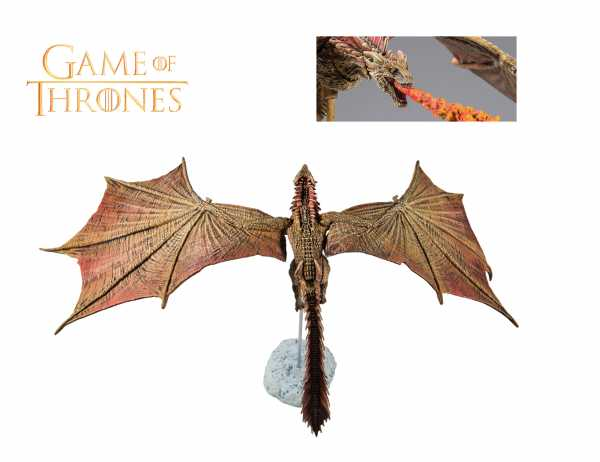 GAME OF THRONES VISERION DELUXE ACTIONFIGUR