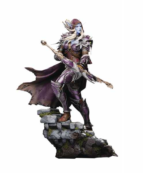 WORLD OF WARCRAFT SYLVANAS 45 cm STATUE