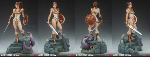 VORBESTELLUNG ! Masters of the Universe Legends 1/5 Teela 47 cm Statue