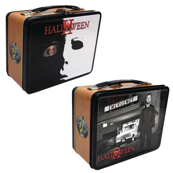 HALLOWEEN 2 MIKE MYERS TIN TOTE