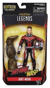 AVENGERS INFINITY WAR LEGENDS 15 cm ANT-MAN ACTIONFIGUR
