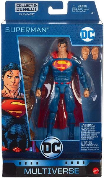 DC MULTIVERSE 15 cm DC REBIRTH SUPERMAN ACTIONFIGUR