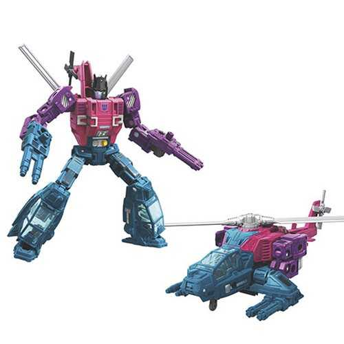 TRANSFORMERS GENERATIONS WAR FOR CYBERTRON SIEGE: SPINISTER ACTIONFIGUR