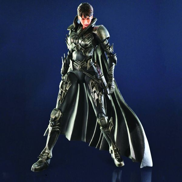 MAN OF STEEL PLAY ARTS KAI FAORA-UL ACTIONFIGUR