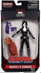 DEADPOOL LEGENDS DOMINO 15 cm ACTIONFIGUR ohne BAF-Teil