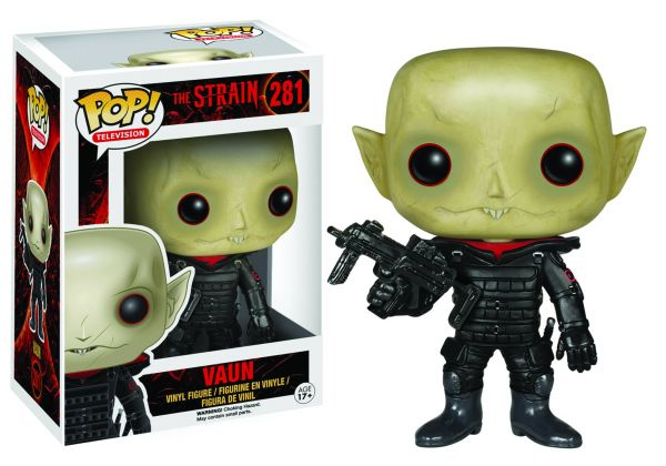 POP THE STRAIN VAUN VINYL FIGUR