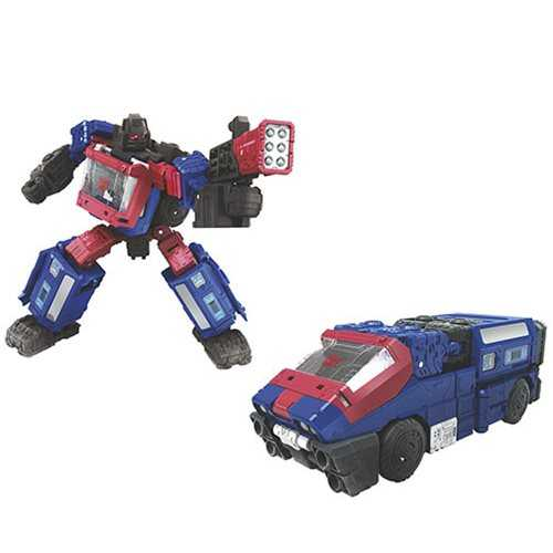 TRANSFORMERS GENERATIONS WAR FOR CYBERTRON SIEGE: CROSSHAIRS ACTIONFIGUR