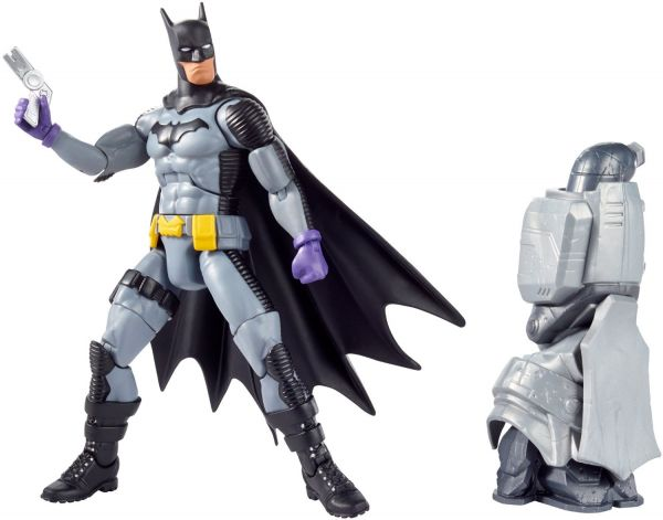 DC MULTIVERSE 15cm ZERO YEAR BATMAN ACTIONFIGUR