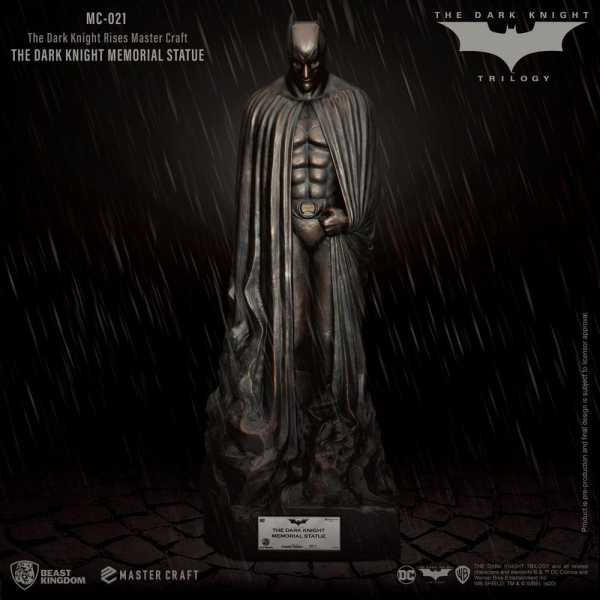 The Dark Knight Rises MC-021 The Dark Knight Memorial Batman 45 cm Master Craft Statue
