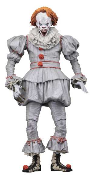 IT 2017 WELL HOUSE PENNYWISE ULTIMATE 17,5 cm ACTIONFIGUR