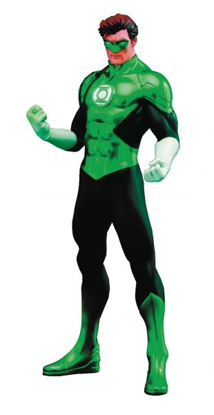 DC COMICS GREEN LANTERN NEW 52 VERSION ARTFX+ STATUE