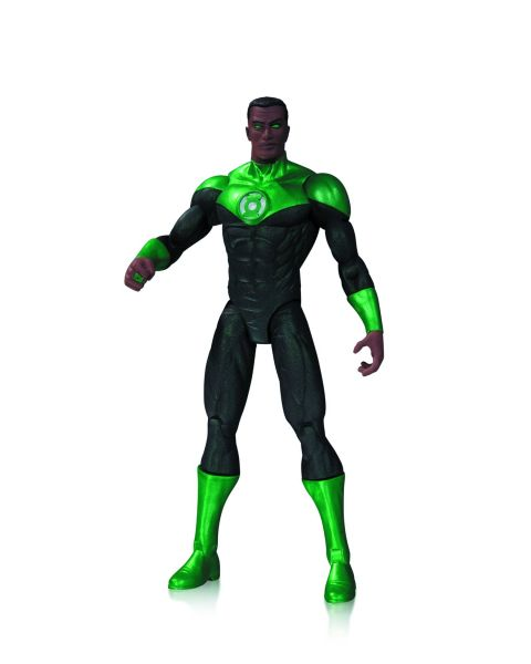 DC COMICS NEW 52 GREEN LANTERN JOHN STEWART ACTIONFIGUR