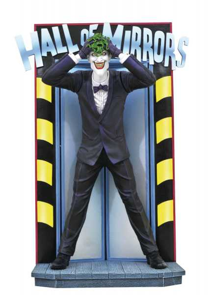 DC COMICS GALLERY KILLING JOKE JOKER PVC STATUE