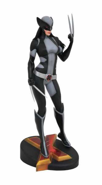 SDCC 2019 MARVEL GALLERY X-FORCE X-23 PVC STATUE defekte Verpackung