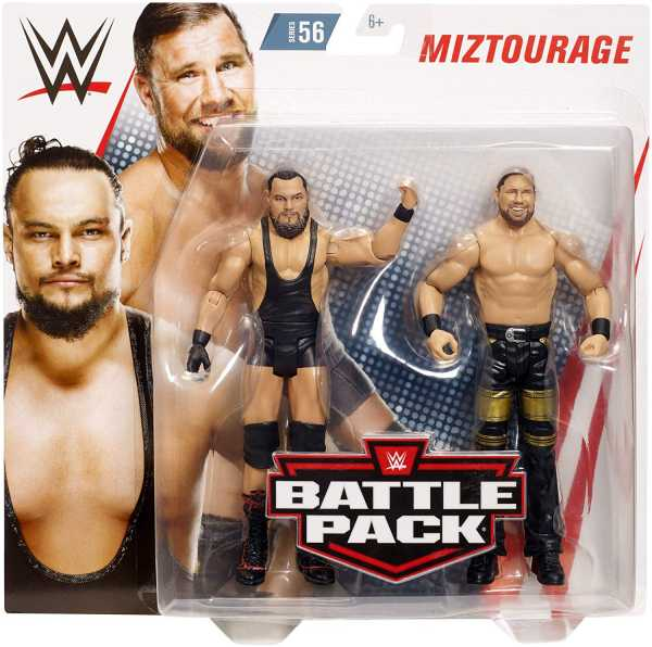 WWE CORE BO DALLAS & CURTIS AXEL ACTIONFIGUREN 2-PACK