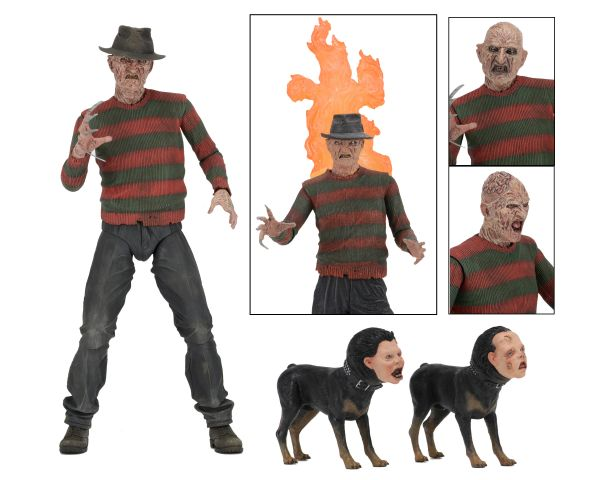 NIGHTMARE ON ELM STREET II ULTIMATE FREDDY ACTIONFIGUR