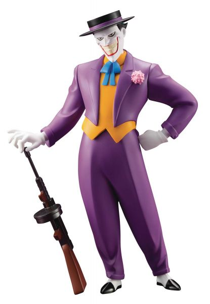 BATMAN THE ANIMATED SERIES THE JOKER ARTFX+ STATUE