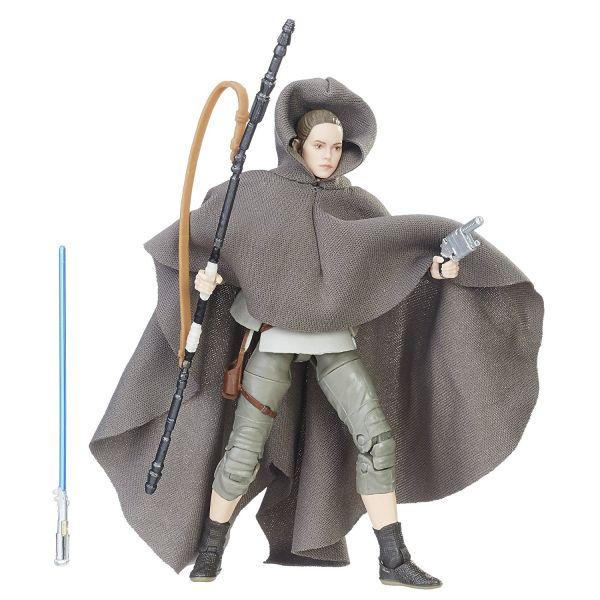STAR WARS BLACK SERIES REY (ISLAND JOURNEY) ACTIONFIGUR
