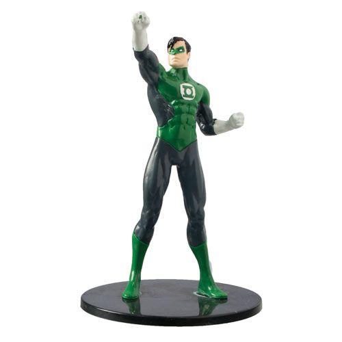 Green Lantern 10cm PVC Figur