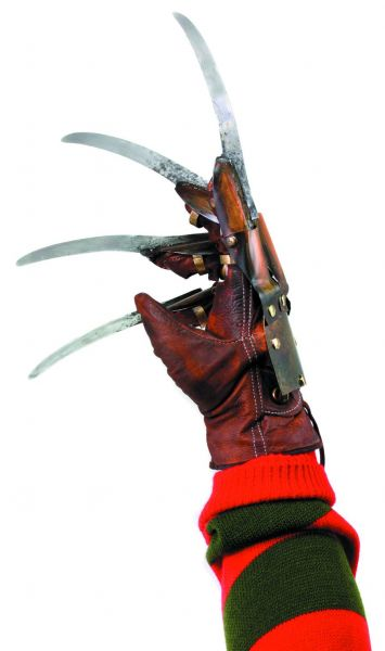 NIGHTMARE ON ELM STREET DREAM WARRIORS GLOVE REPLICA