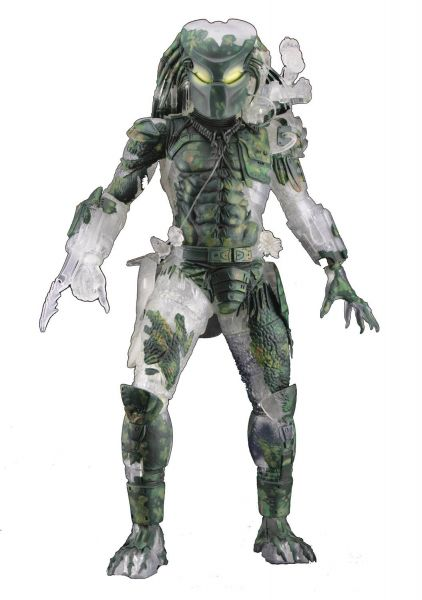 PREDATOR JUNGLE DEMON WITH LED 1/4 SCALE ACTIONFIGUR