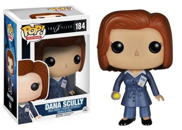 POP X-Files DANA SCULLY