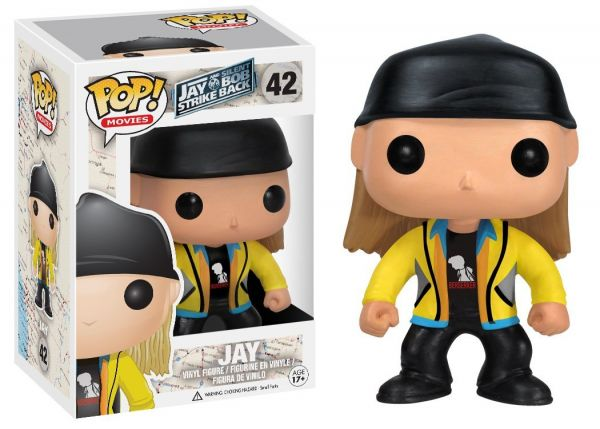 POP Jay & Silent Bob Strike Back JAY