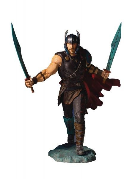 MARVEL THOR RAGNAROK COLLECTORS GALLERY STATUE