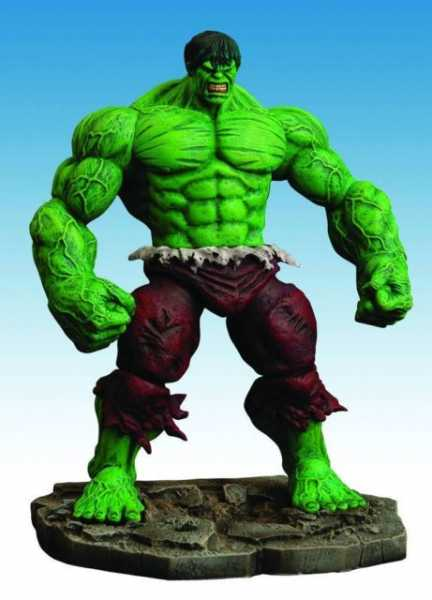 MARVEL SELECT INCREDIBLE HULK ACTIONFIGUR