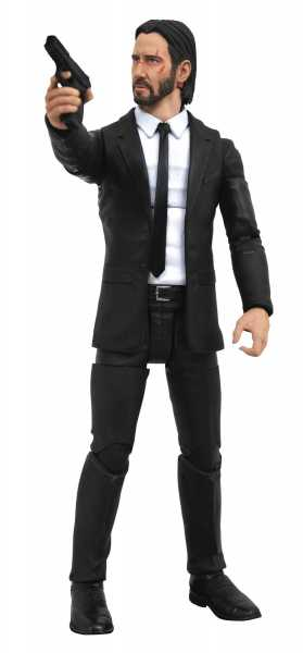 JOHN WICK SELECT ACTIONFIGUR