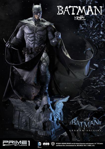 Batman Arkham Origins 1/3 Statue Batman Noel 76 cm