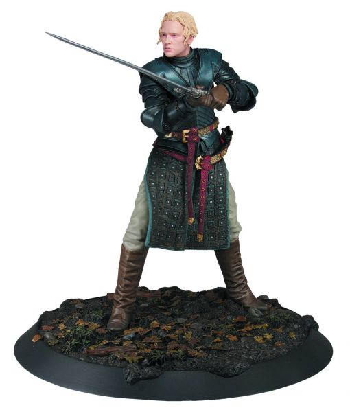 GAME OF THRONES BRIENNE OF TARTH STATUE