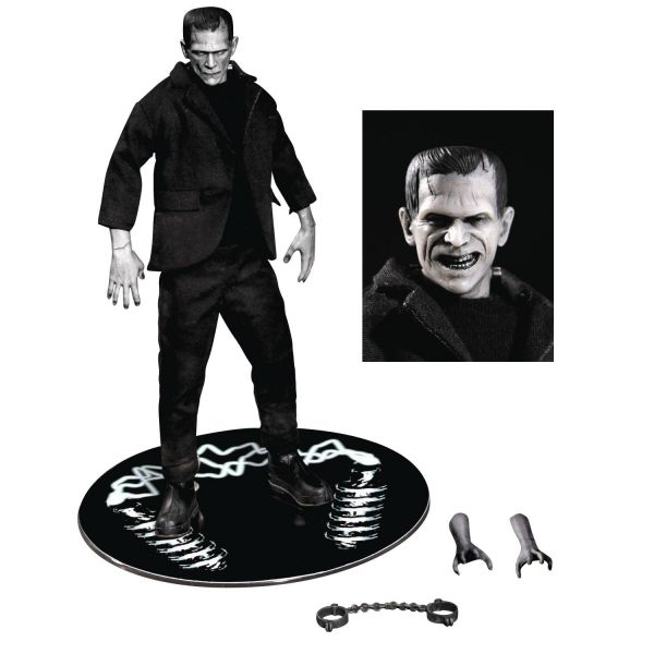 ONE-12 COLLECTIVE UNIVERSAL MONSTERS FRANKENSTEIN ACTIONFIGUR