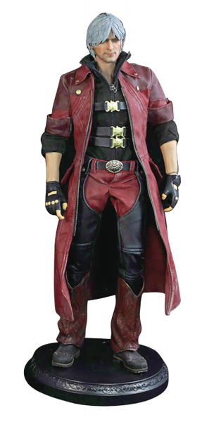 DEVIL MAY CRY IV DANTE 1/6 ACTIONFIGUR
