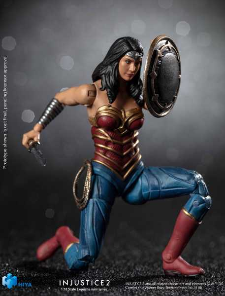 INJUSTICE 2 WONDER WOMAN PX 1/18 SCALE ACTIONFIGUR
