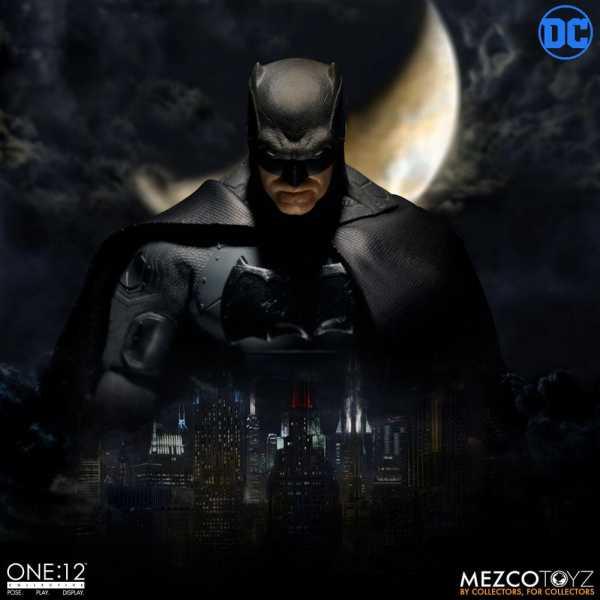 ONE-12 COLLECTIVE DC SUPREME KNIGHT BATMAN ACTIONFIGUR