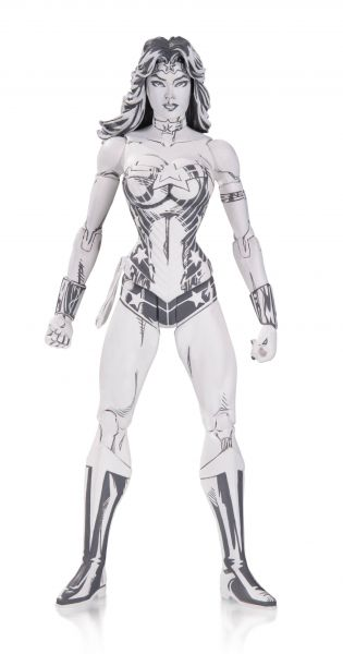 DC BLUELINE WONDER WOMAN ACTIONFIGUR BY JIM LEE