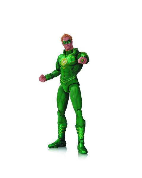 DC COMICS NEW 52 EARTH 2 GREEN LANTERN ACTIONFIGUR