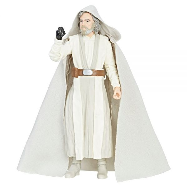Star Wars Black Series Luke Skywalker (Jedi Master) Actionfigur