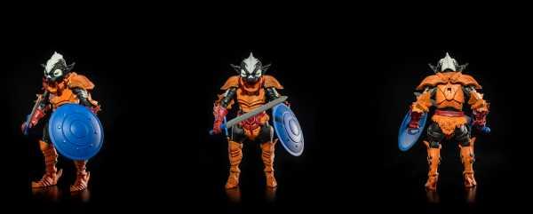 VORBESTELLUNG ! Mythic Legions All Stars 4 Mephitor Actionfigur