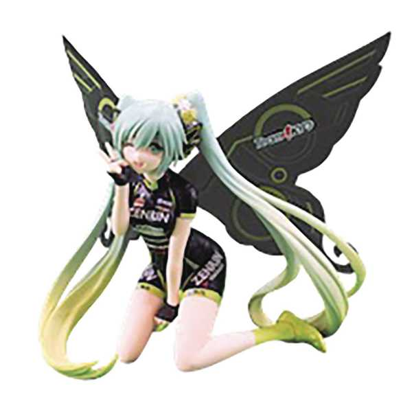 HATSUNE MIKU RACING 2017 TEAM UKYO CHEERING FIGUR
