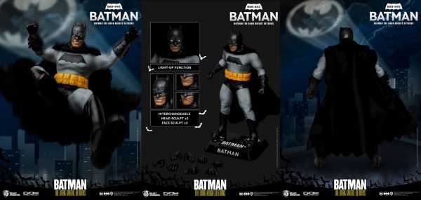 VORBESTELLUNG ! Batman The Dark Knight Returns DAH-043 1/9 Batman 21 cm Actionfigur