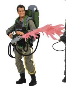 GHOSTBUSTERS 2 SELECT SERIES 8 SLIME-BLOWER RAY STANTZ ACTIONFIGUR