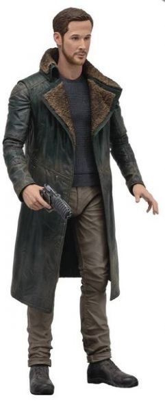 BLADE RUNNER 2049 MOVIE OFFICER K ACTIONFIGUR