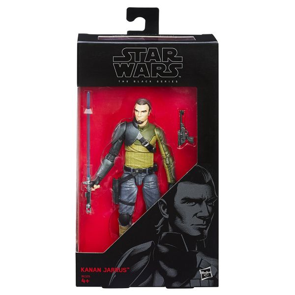 Star Wars The Black Series Kanan Jarrus Actionfigur
