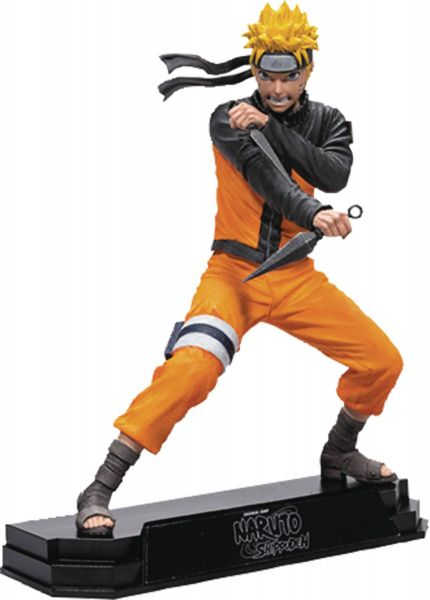 COLOR TOPS GREEN NARUTO SHIPPUDEN NARUTO ACTIONFIGUR