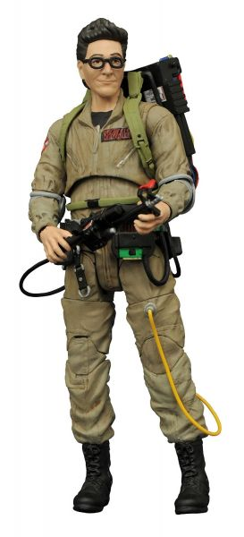 GHOSTBUSTERS SELECT EGON SPENGLER Actionfigur